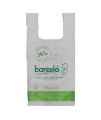 BOLSAS FARMACIA 25X30. 15000 Bolsas